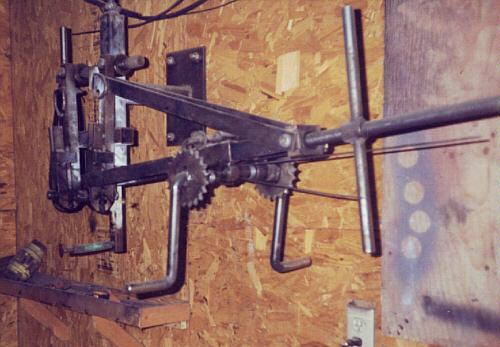 wright roller machine